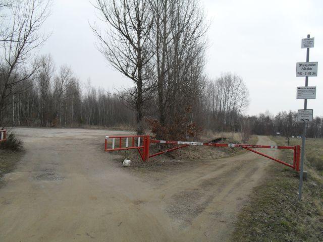 Parkplatz Ramsdorf